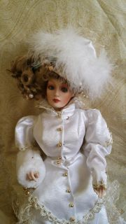 Beautiful, exquisitely detailed doll