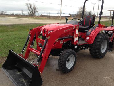 2019 Mahindra 1635FHIL Compact Tractors Elkhorn, WI