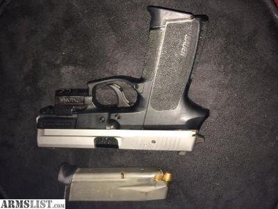 For Sale/Trade: LNIB Sig Sauer SP2022 in .40 S&W w/ Laser