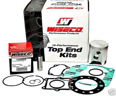Buy Suzuki RM 250, 1994-1995, Wiseco Piston, Gaskets, Bearing - RM250 motorcycle in Rhinelander, Wisconsin, US, for US $161.99