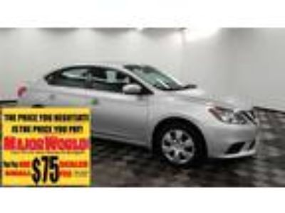 $14500.00 2016 NISSAN Sentra with 35615 miles!