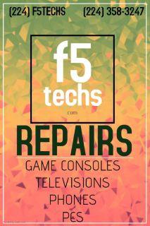 Laptop Repair Wichita F5TECHS.com