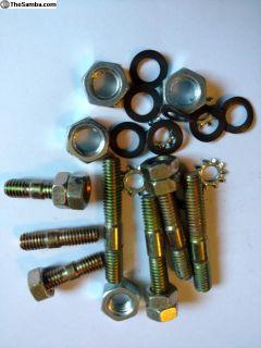 Weber air cleaner hardware