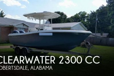 2017 Clearwater 2300 CC