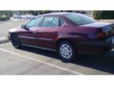 2003 Chevrolet Impala for Sale by Owner