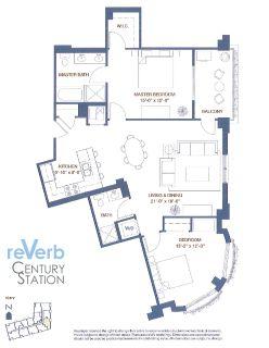 ReVerb Century Station Apt! (3200 S Oak Park)