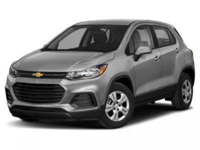 2019 Chevrolet Trax LS (Silver Ice Metallic)
