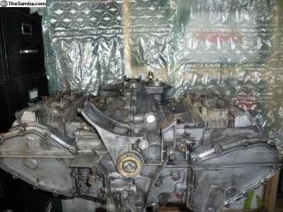 1970 911T Engine Motor