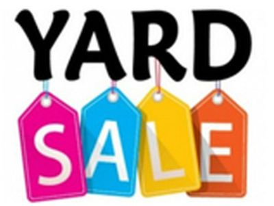 Yard Sale across from