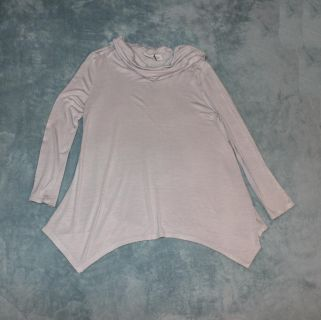 Large Grey maternity top