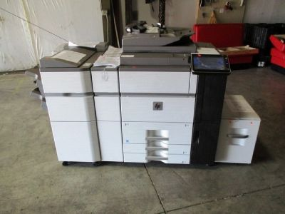 2013 HP S962DN Color MFP (Damaged Screen) RTR#7054914-05