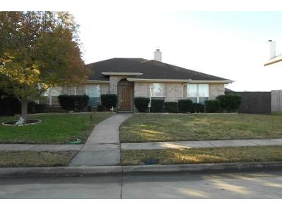 3 Bed 2.0 Bath Preforeclosure Property in Wylie, TX 75098 - Martin Dr