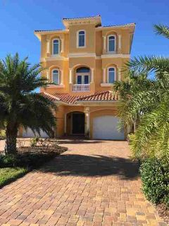 23 S Hammock Beach Circle Palm Coast Four BR, Ocean Breeze