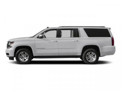 2015 Chevrolet Suburban LT 1500 (Summit White)