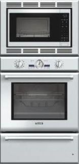 Thermador podmw301 124 Professional Series wall oven