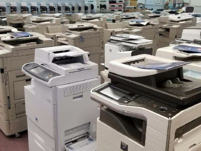HP, Xerox, Ricoh, Minolta Business Copiers - Many Models - Lease Or Buy For Less