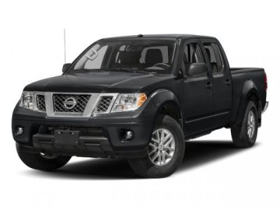 2017 Nissan Frontier SV V6 (Forged Copper)