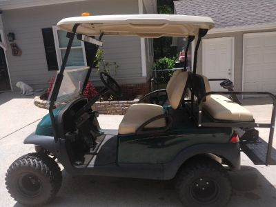 2015 Club Car ELECTRIC
