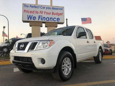 Used 2018 Nissan Frontier Crew Cab for sale