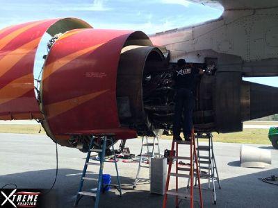 Aircraft maintenance Miami andAircraft tooling Miami