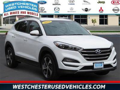2016 Hyundai Tucson Sport (Dazzling White)