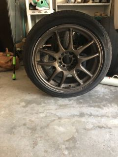 Work Wheels 17 great condition great deal!