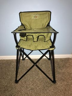 Ciao Baby Foldable High Chair