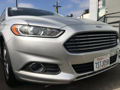 2014 FORD FUSION SE SEDAN! WARRANTY! CLEAN DRIVE! $1,500 DRIVE OFF!