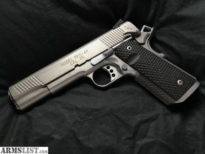 For Sale: Springfield Stainless TRP