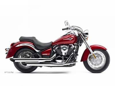 2006 Kawasaki Vulcan 900 Classic Cruiser Motorcycles Jamestown, NY