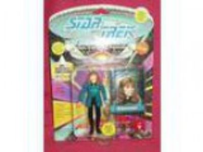 Star Trek (Next generation) action figure- Dr. Beverly Crusher (