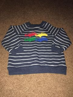 Cute light weight pull over
