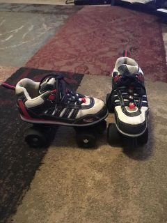 Fireball 3 roller skates - ppu (near old chemstrand & 29) or PU @ the Marcus Pointe Thrift Store (on W st)