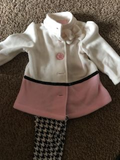 12 month jacket and pants