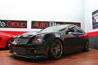 2012 Cadillac CTS-V Wagon 5dr Wgn 6.2L