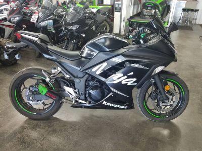 2017 Kawasaki Ninja 300 ABS Winter Test Edition Sport Motorcycles Fort Pierce, FL