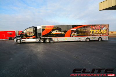 2002 KW-T2000 & 2000 Competition 56' Semi