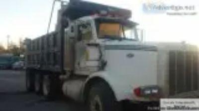 Peterbilt Tri Axel Dump Truck - RTR -