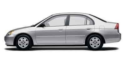 2003 Honda Civic LX (Silver)