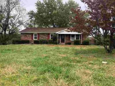 5070 Highway 49W Springfield Three BR, BRICK HOME in great