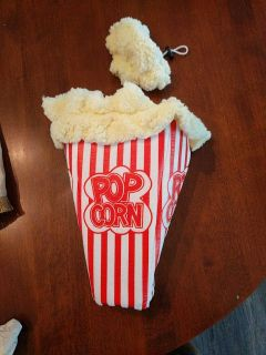 Nwot small popcorn dog costume by pmp