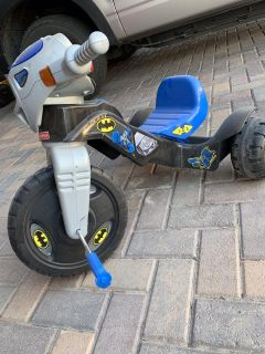 $25 Batman Kid s Animated Tricycle!