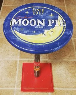 Moon Pie and RC Cola Table