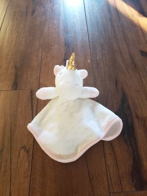 Cloud island unicorn washcloth like new