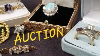 Estate: Valuable Jewelry & Antique Hit..