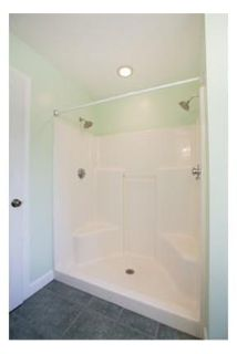 Beautiful custom-built home in a private setting. Washer/Dryer Hookups!