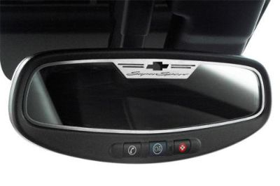 Buy ACC 101040-S - 2012 Chevy Camaro Front Brushed Rear View Mirror Trim 1 Pc motorcycle in Hudson, Florida, US, for US $41.35