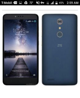 ZTE ZMAX PRO (UNLOCKED) CELL PHONE
