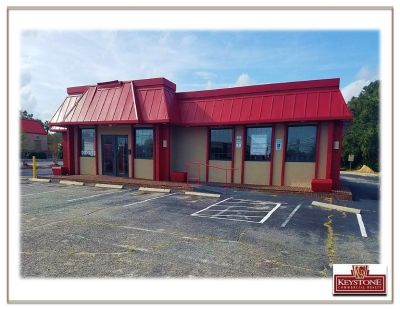 Former KFC Restaurant-3,000 SF-For Lease-Myrtle Beach, SC