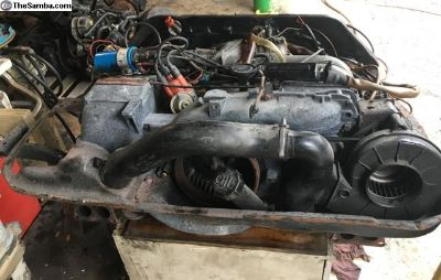 2.0 Air Cooled Engine $650